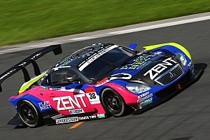 Super GT Qualifying report Tachikawa speeds to pole at Twin Ring Motegi