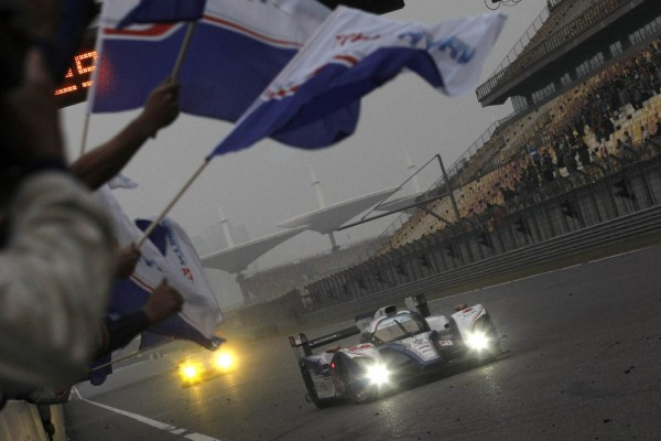 Wurz and Lapierre score season finale victory for Toyota in 6 Hours of Shanghai