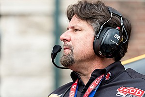 Andretti Autosport statement on Randy Bernard's departure