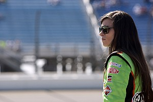 NASCAR Sprint Cup Interview Danica Patrick: Always love coming to Texas