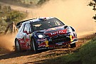 The end of an era for Citroen at Rally de España