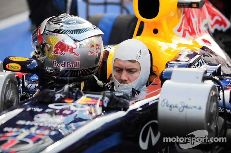 Red Bull 'not involved' in qualifying fuel debacle