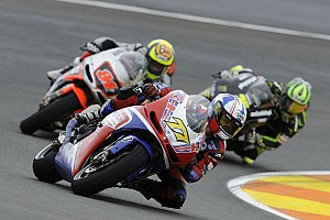 MotoGP Race report Ellison ends season in style at Valencia