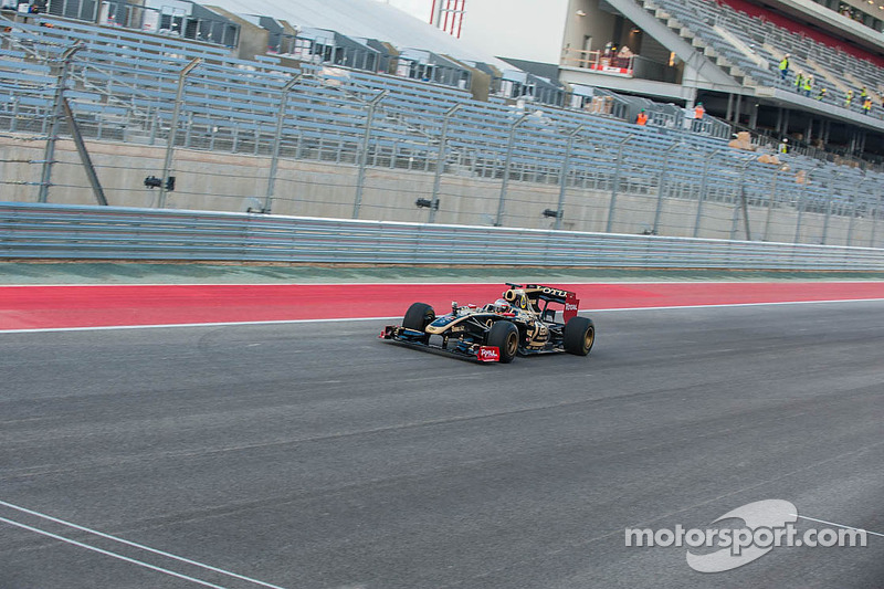 Lotus previews the 19th and penultimate race of the 2012 season