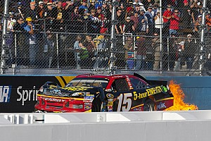 NASCAR Sprint Cup Breaking news NASCAR and team statements on Phoenix penalties