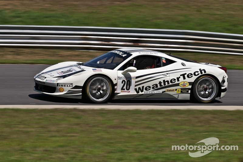 MacNeil to drive Ferrari 458 at Circuit of the Americas