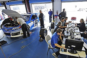 NASCAR Sprint Cup Preview Michael Waltrip Racing looks  ahead to Homestead and off-season priorities