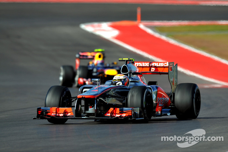 McLaren is equipped with race-winning machinery for the Interlagos weekend