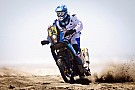 Alessandro Botturi at the Dakar with Husqvarna Rallye Team By Speedbrain