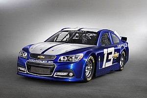 NASCAR Sprint Cup Breaking news 2013 Chevrolet SS takes center stage during Champion's Week in Las Vegas