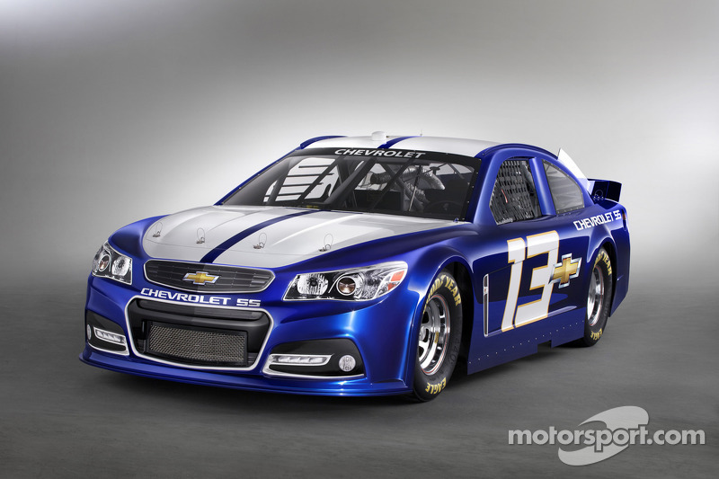 2013 Chevrolet SS takes center stage during Champion's Week in Las Vegas