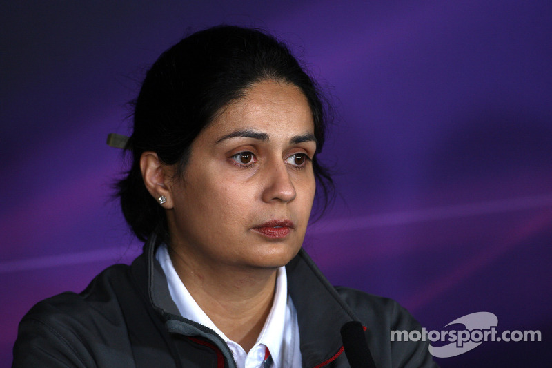 Kaltenborn not eyeing Ecclestone's top job