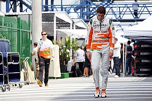 Formula 1 Breaking news Too early to say di Resta slump a 'pattern' - Szafnauer