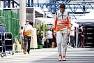 Too early to say di Resta slump a 'pattern' - Szafnauer