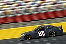 Off season ends at Charlotte with first day of testing 