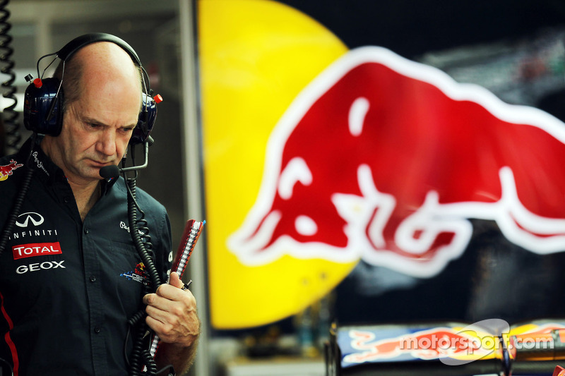 Red Bull 'worried' before 2012 season - Newey