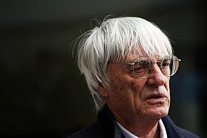 Formula 1 Breaking news Ecclestone wants F1 to shed one more team