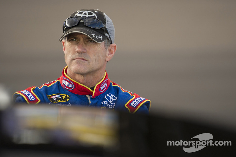 JTG Daugherty Racing, Labonte ramps up for 2013 with Charlotte testing