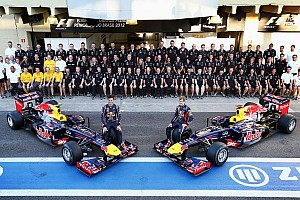 Formula 1 Special feature The Red Bull story: 2005 to 2012 - Video