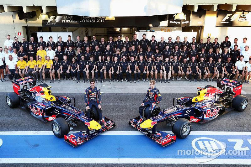 The Red Bull story: 2005 to 2012 - Video