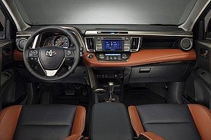 Toyota launches 4th generation of original crossover SUV – The 2013 RAV4