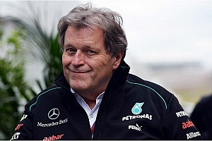 Formula 1 Breaking news Haug admits Mercedes defeats led to F1 departure