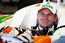 Inexperience no problem for Sauber - Hulkenberg