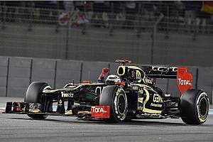 Top moments of 2012, #9: Raikkonen: What was he thinking?