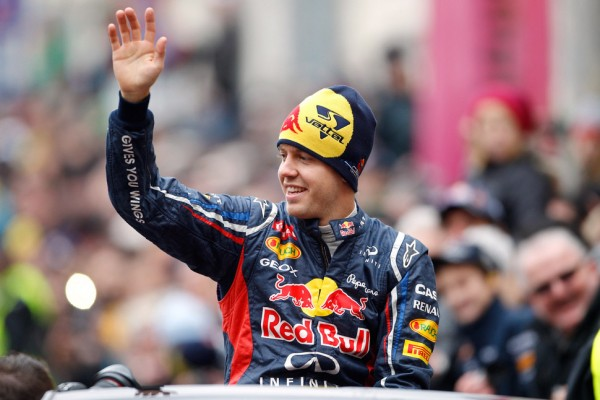 Top moments of 2012, #2: Is Vettel on his way to become the greatest ever?