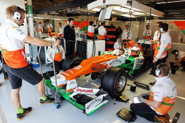 Force India in talks for Ferrari power