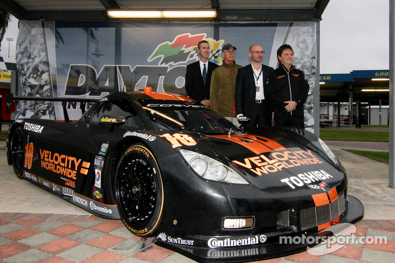 Ryan Hunter-Reay joins WTR lineup for Rolex 24 at Daytona