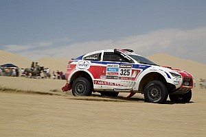 Dakar Stage report  Huzink makes giant leap after best performance in 4th stage