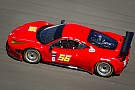 Ferraris, Audis have strong showing in Daytona 24H testing