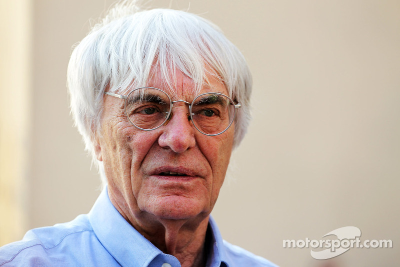 Ecclestone awaits 'amusing' $100m trial appearance