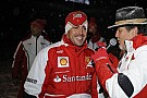 Wrooom 2013  Alonso: No obligation to win