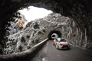 WRC Leg report Loeb and Elena still in the lead on the third day of the 'Monte'