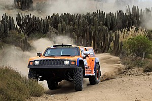 Dakar Race report Gordon ends Dakar 2013 with high hopes for next year's challenge