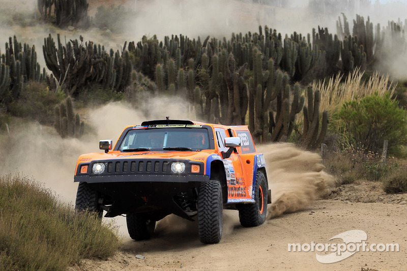 Gordon ends Dakar 2013 with high hopes for next year's challenge