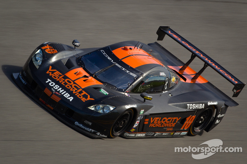 Wayne Taylor Racing mounts full-scale assault on Daytona 24H