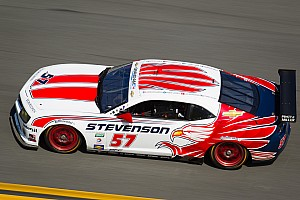 Grand-Am Qualifying report Stevenson Motorsports takes seventh on Rolex 24 Grid
