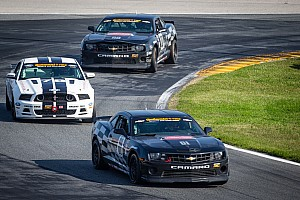 Grand-Am Race report No.01 Camaro leads Crevrolet Racing in SCC season opening race at Daytona