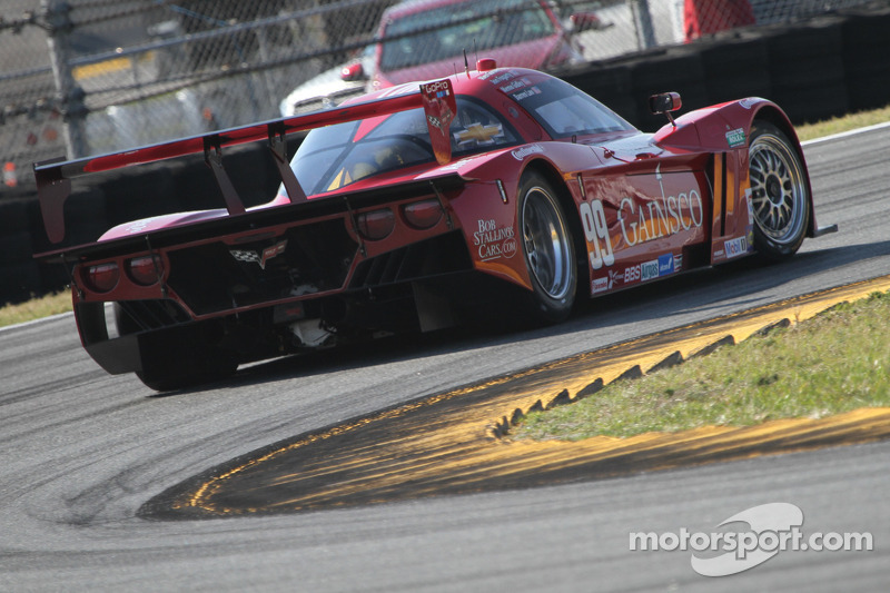 Darren Law gives insight on the action in the Rolex 24H