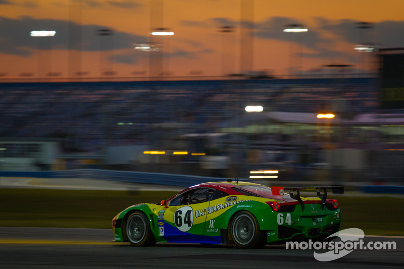 Scuderia Corsa battles to close finish at 51st Rolex 24 At Daytona