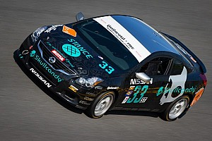 Grand-Am Race report Skullcandy Team Nissan wins Continental Tire SCC in Daytona