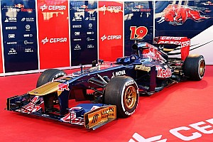 Formula 1 Breaking news Scuderia Toro Rosso believes the STR8 is their strongest one yet