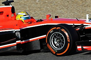 Formula 1 Breaking news Marussia confirms Razia for 2013