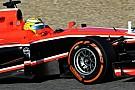 Marussia confirms Razia for 2013