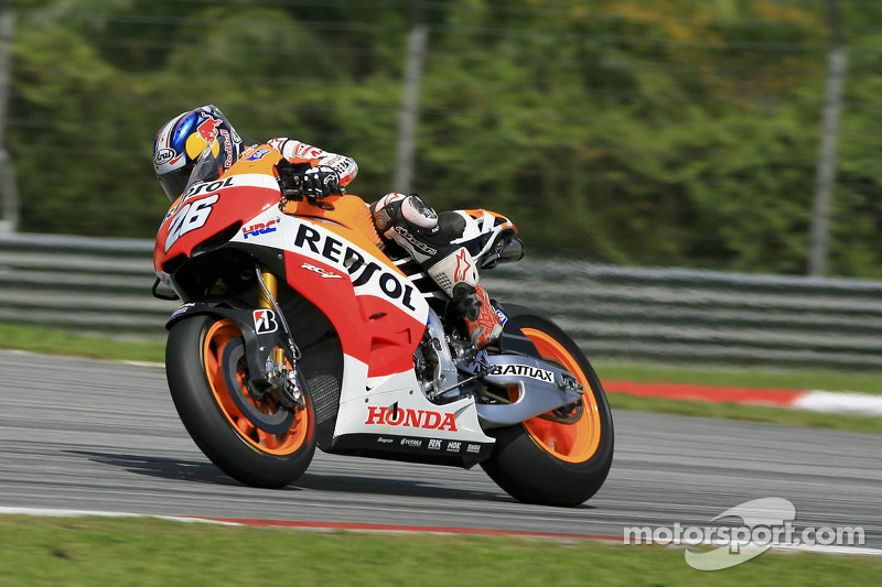 Bridgestone wraps up Sepang preseason testing