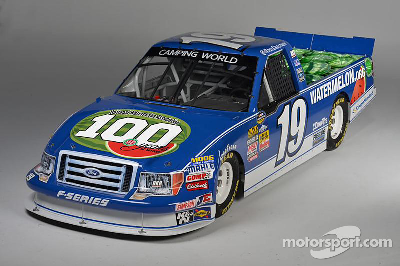 Ross Chastain following his dreams in BKR Ford at Daytona