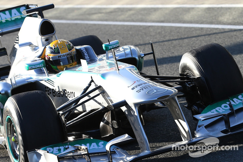 Hamilton's Merc move about money, management - insider